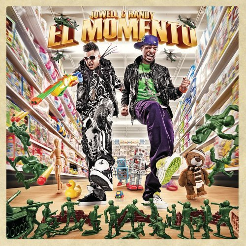 Jowell & Randy - El Momento album cover