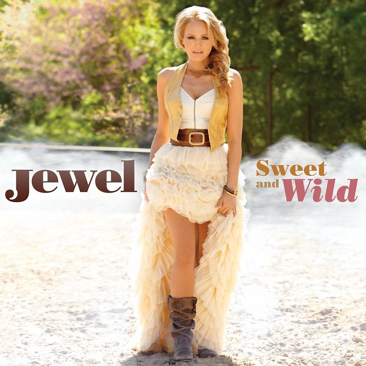 Jewel - Sweet And Wild album cover