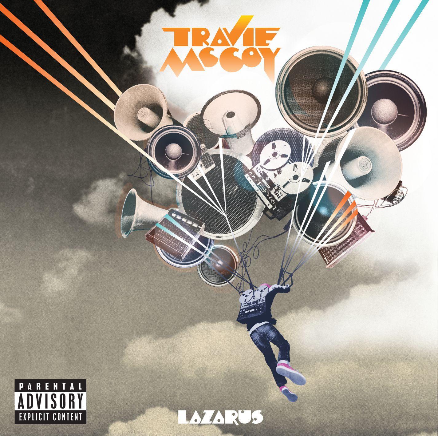 Travie McCoy - Lazarus album cover
