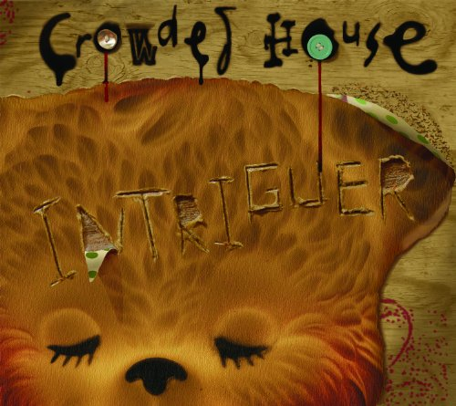 Crowded House - Intriguer album cover