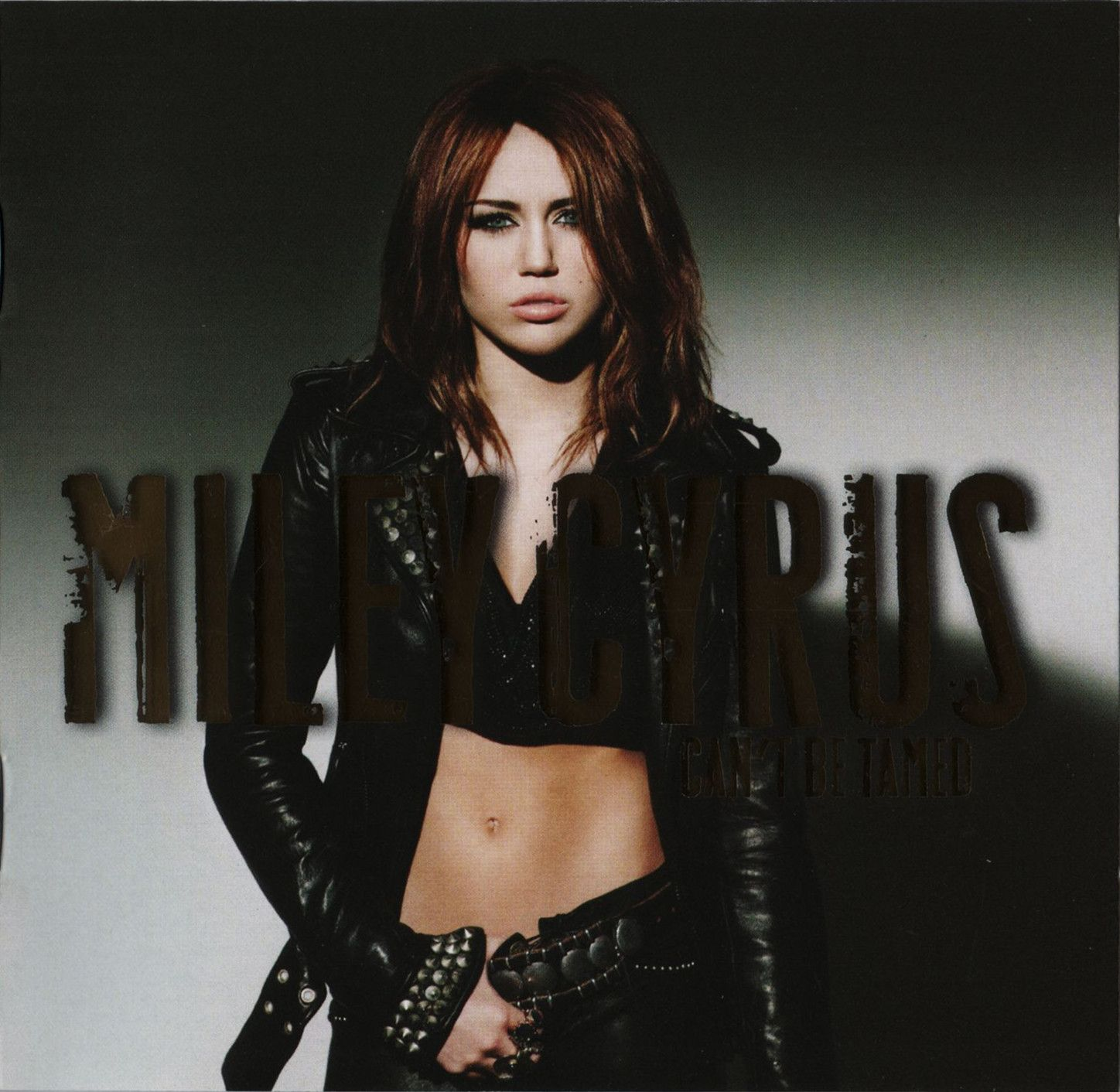 Miley Cyrus - Can't Be Tamed album cover