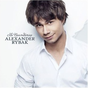 Alexander Rybak - No Boundaries album cover