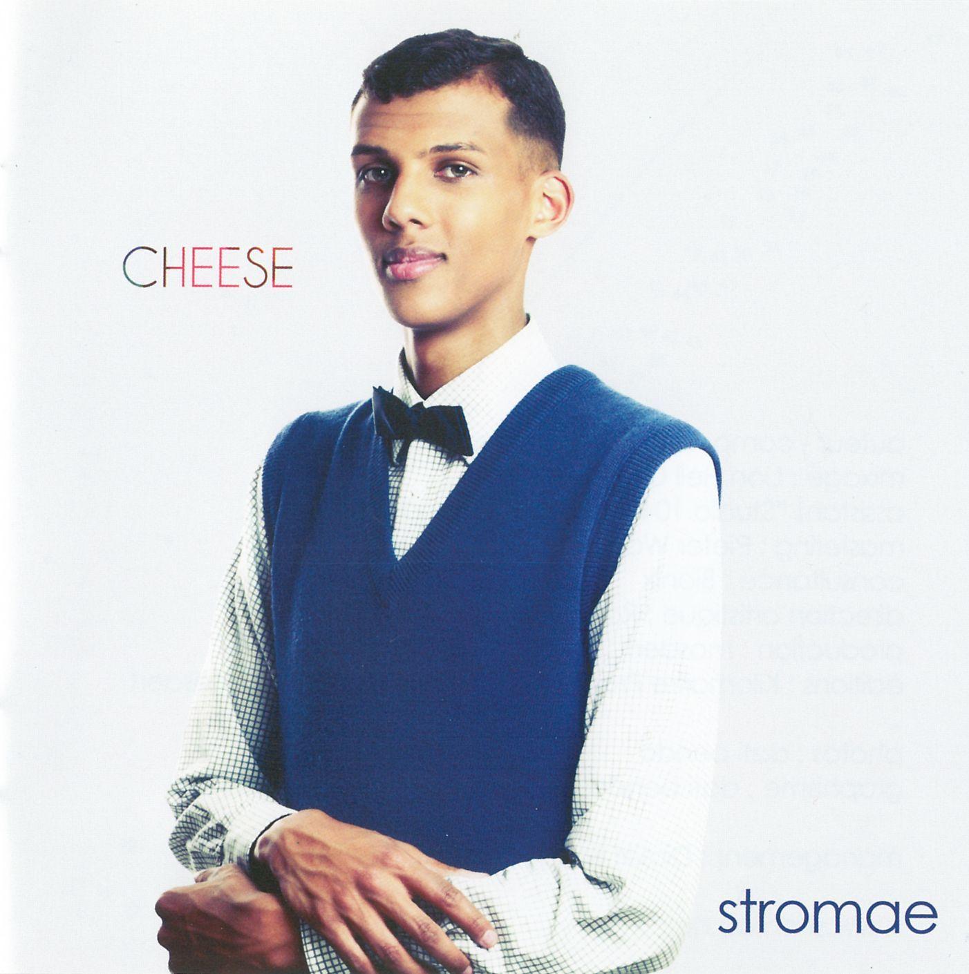 Stromae - Cheese album cover
