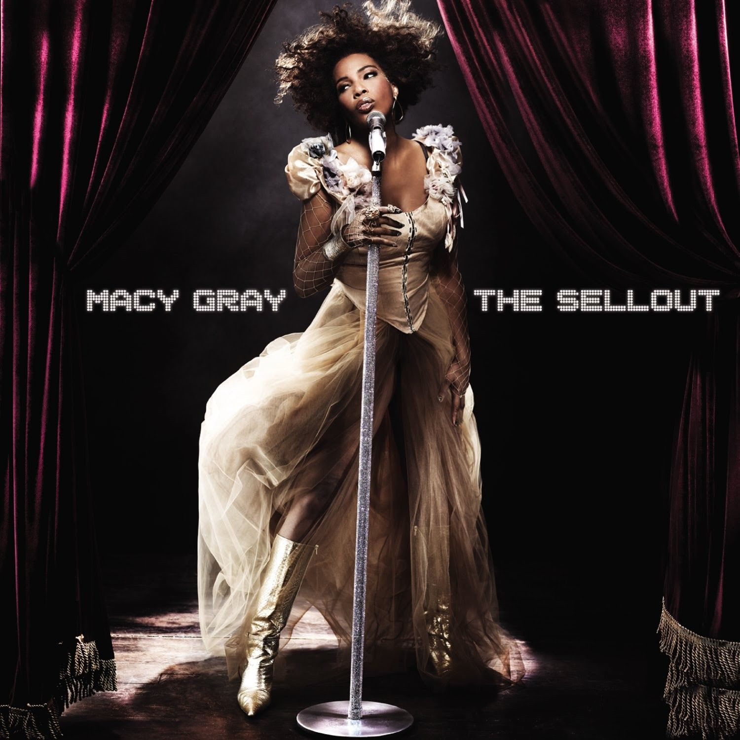 Macy Gray - The Sellout album cover