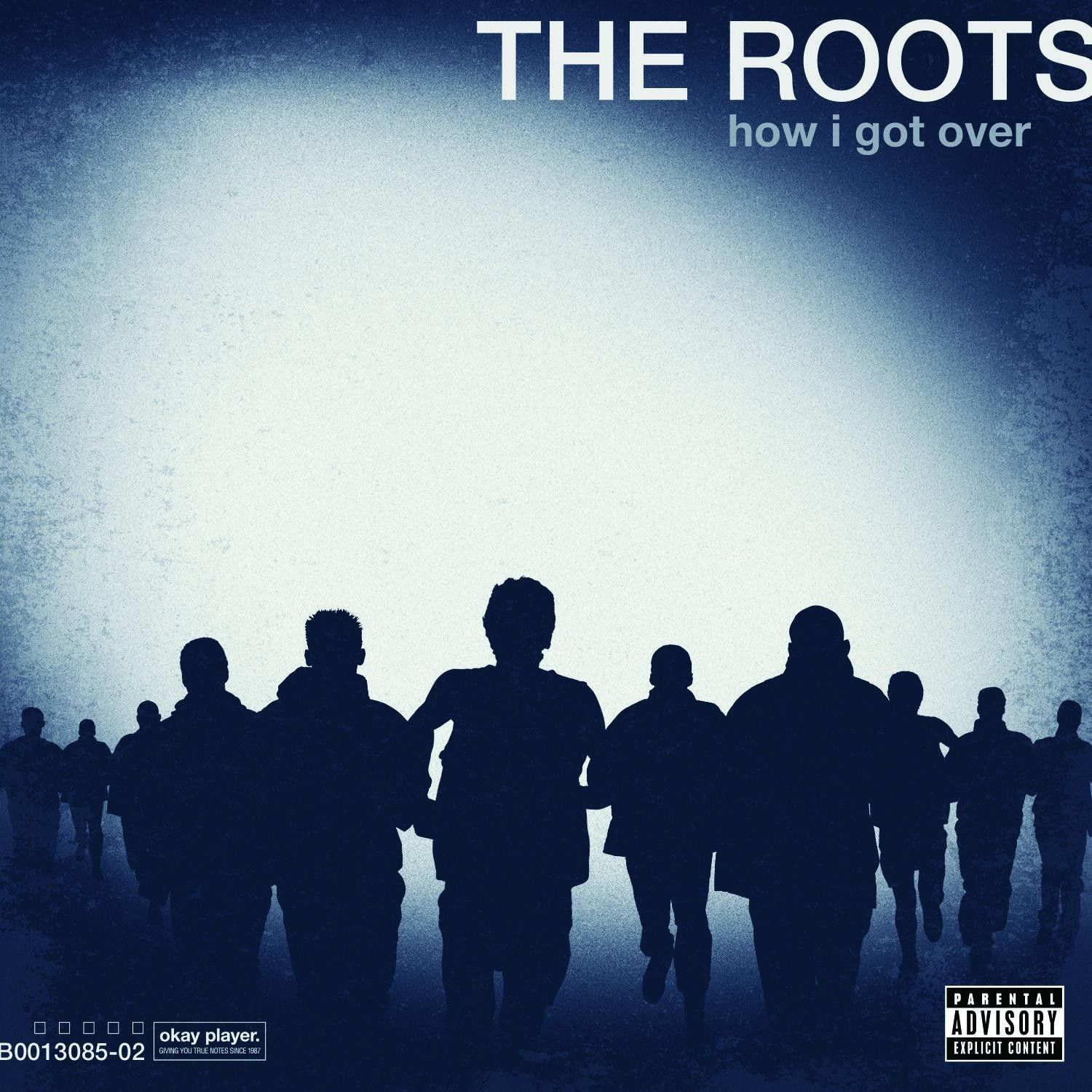 The Roots - How I Got Over album cover
