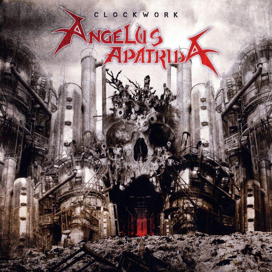 Angelus Apatrida - Clockwork album cover