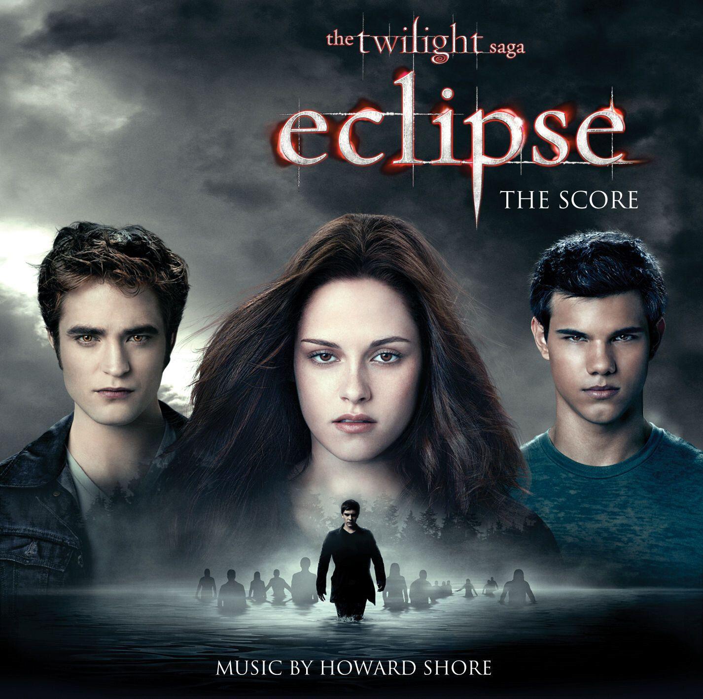 Howard Shore - Eclipse - Bis(s) Zum Abendrot - The Score album cover