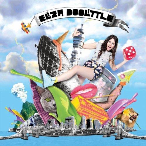 Eliza Doolittle - Eliza Doolittle album cover
