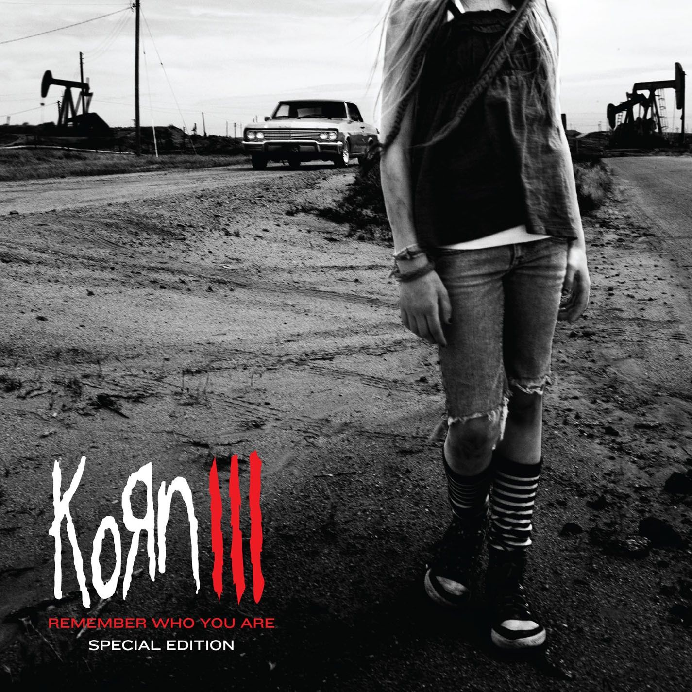 Korn - Korn III - Remember Who You Are album cover
