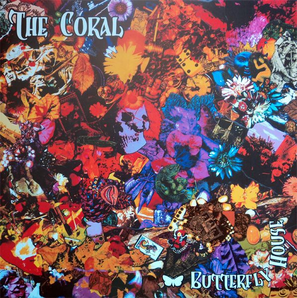 The Coral - Butterfly House album cover