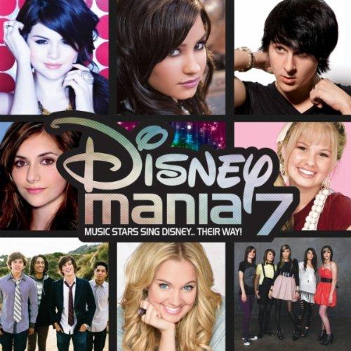 Various Artists - Disneymania 7 album cover