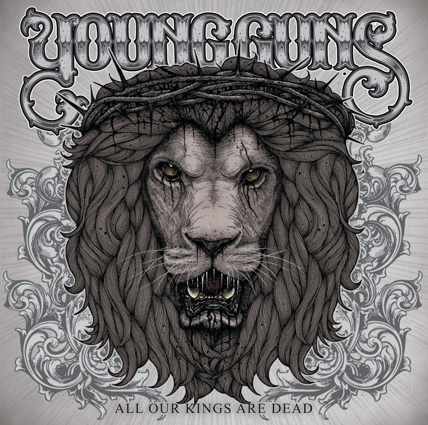 Young Guns - All Our Kings Are Dead album cover