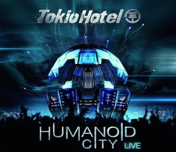 Tokio Hotel - Humanoid City Live album cover