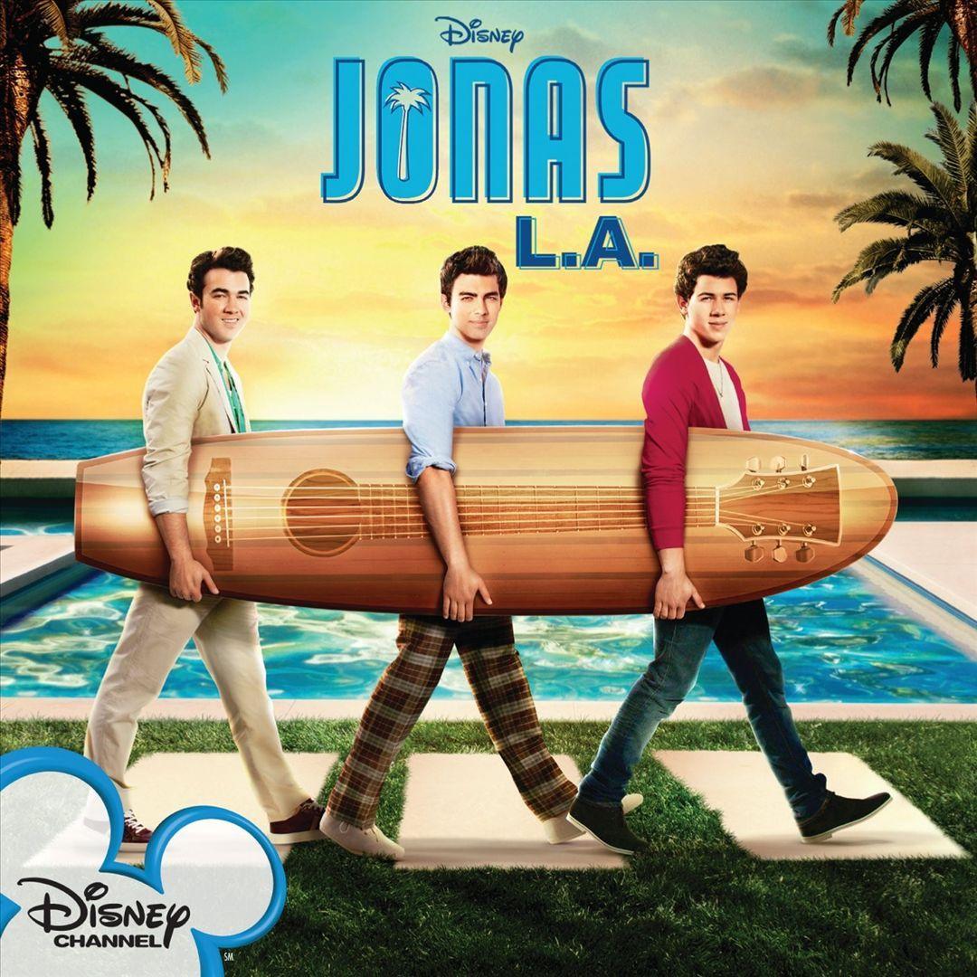 Jonas Brothers - Jonas L.A. album cover
