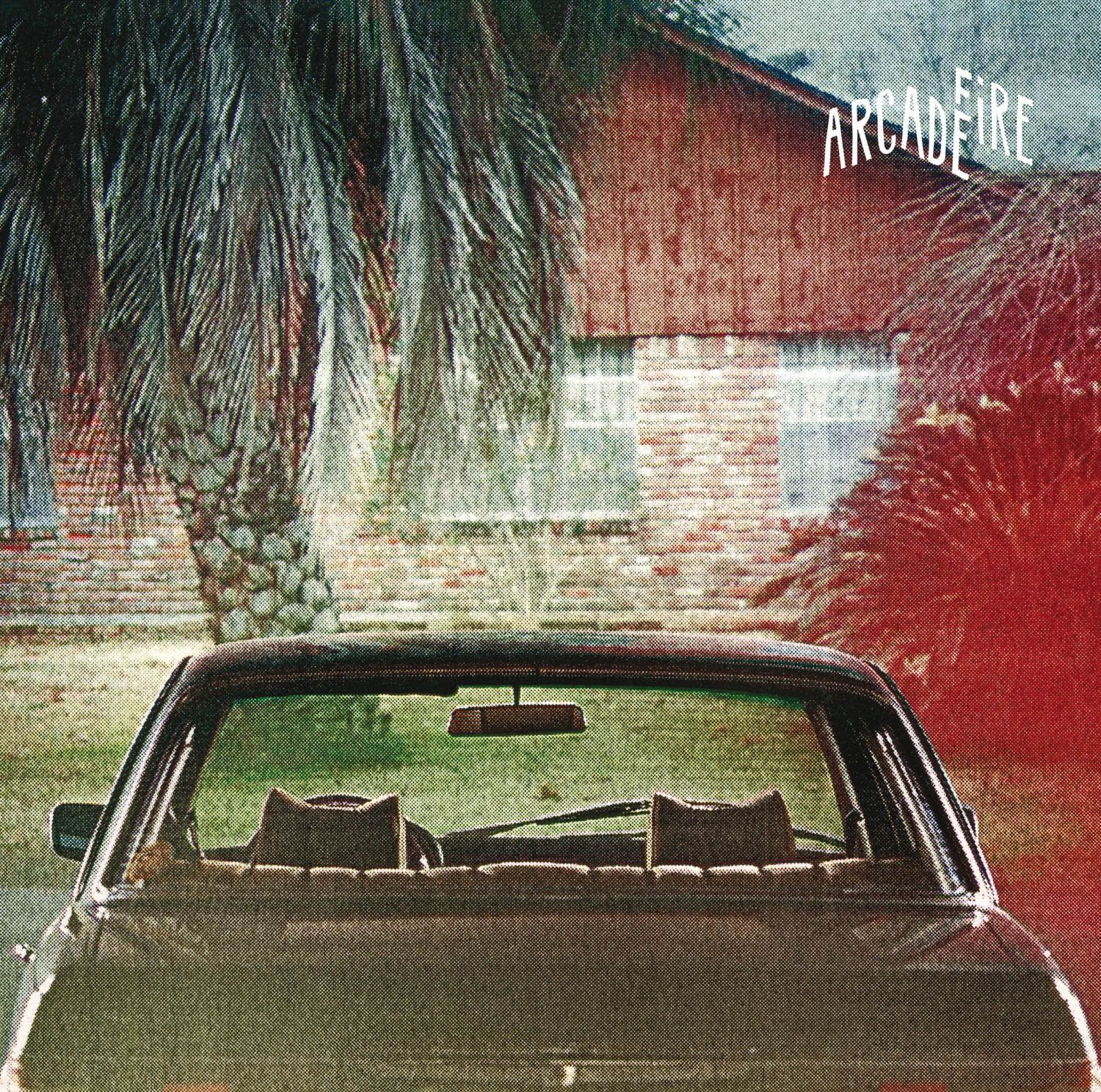 Arcade Fire - The Suburbs album cover