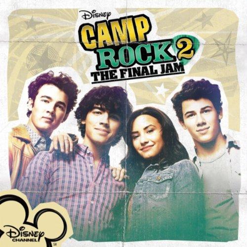 Soundtrack - Camp Rock 2 - The Final Jam album cover