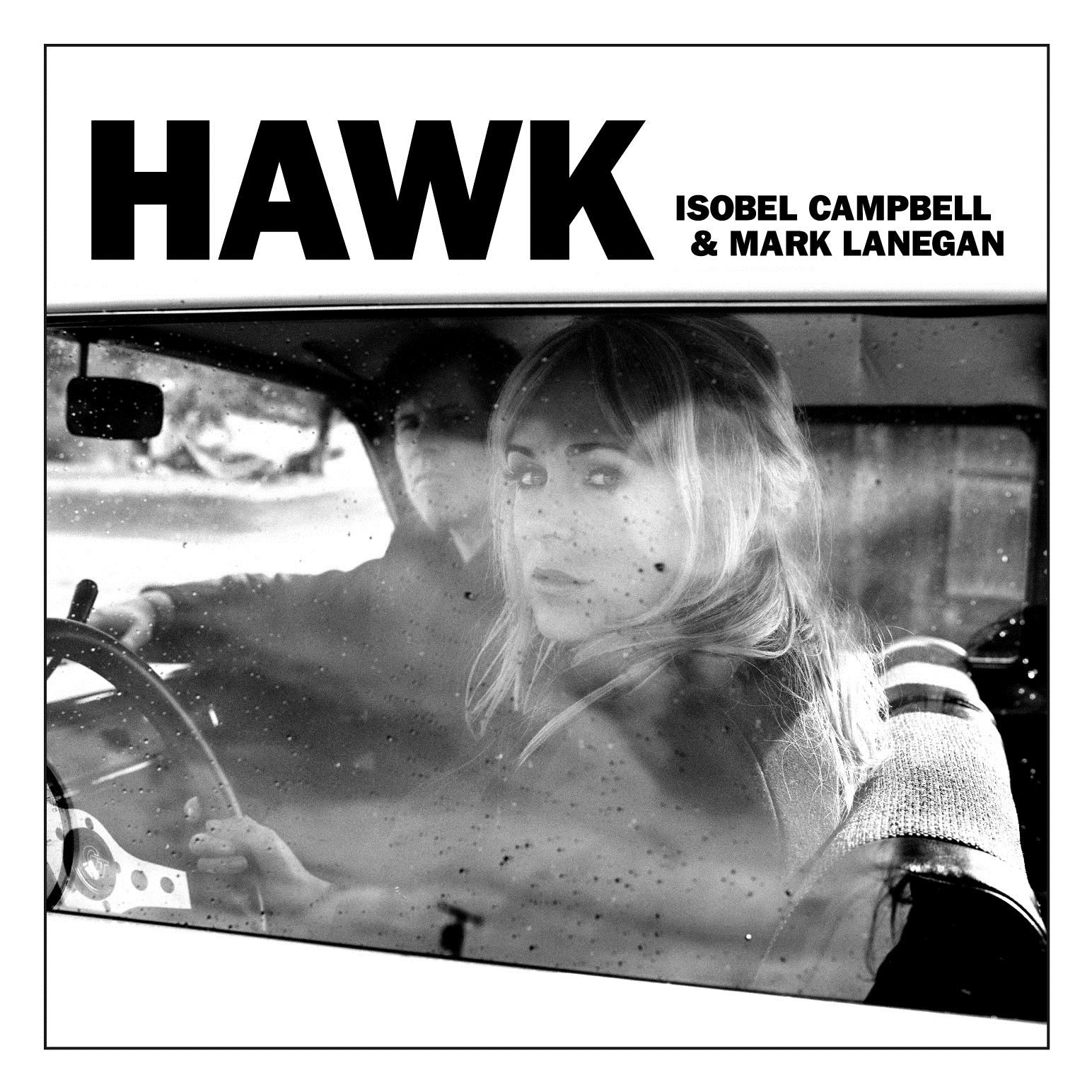 Isobel Campbell - Hawk album cover