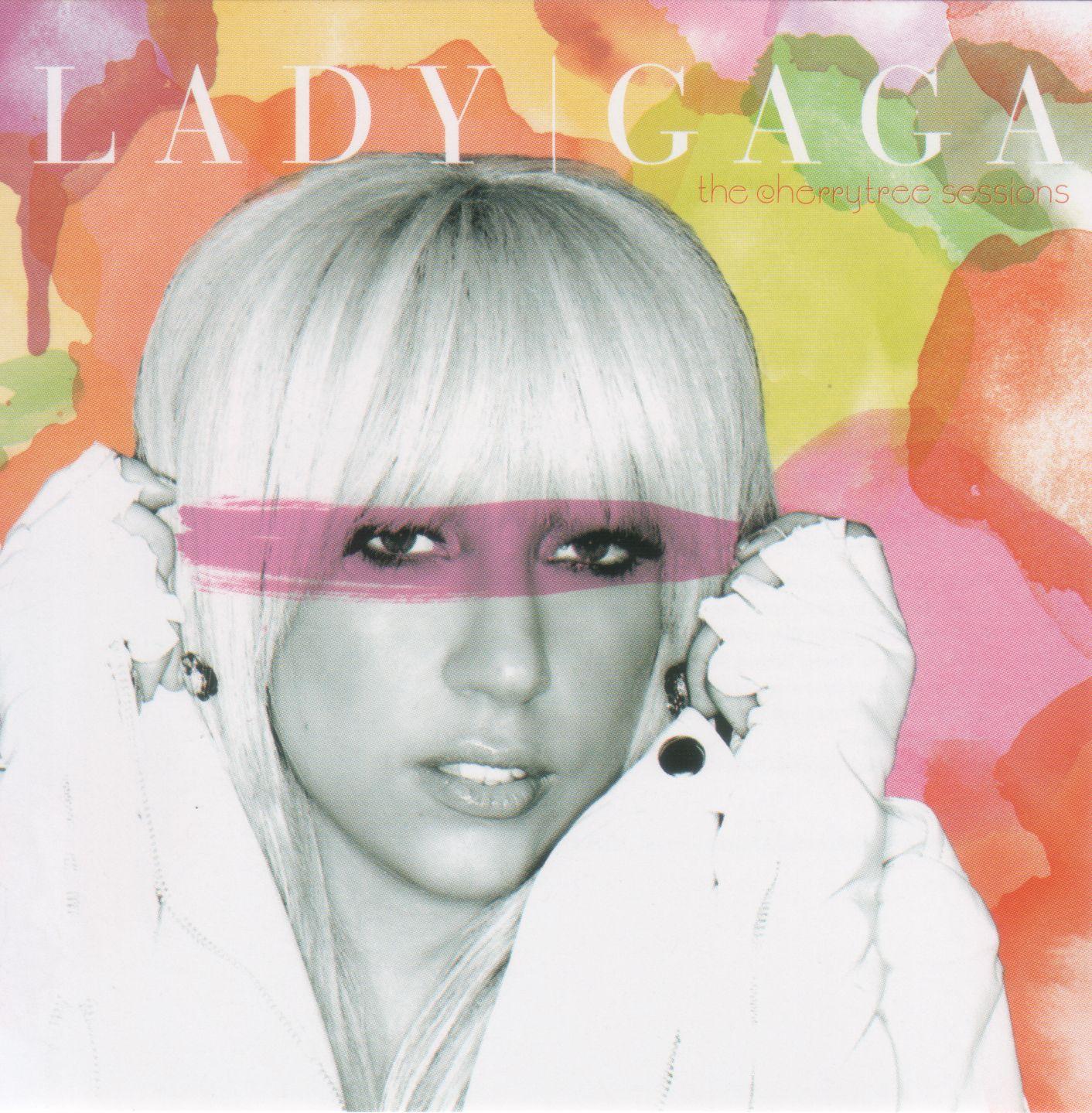 Lady GaGa - Cherrytree Sessions album cover