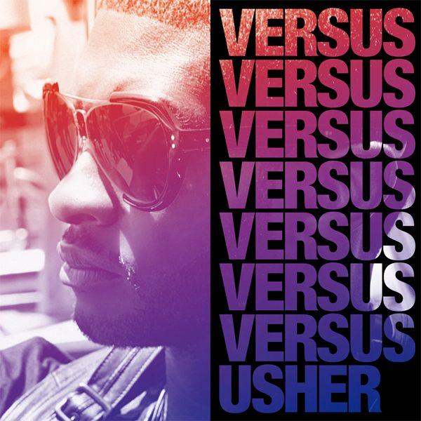 Usher - Versus (ep) album cover