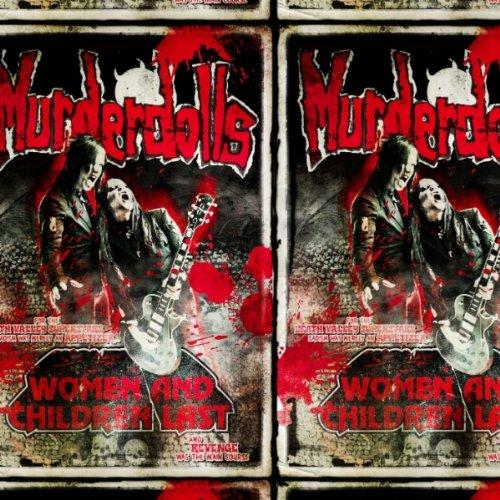 Murderdolls - Women And Children Last album cover