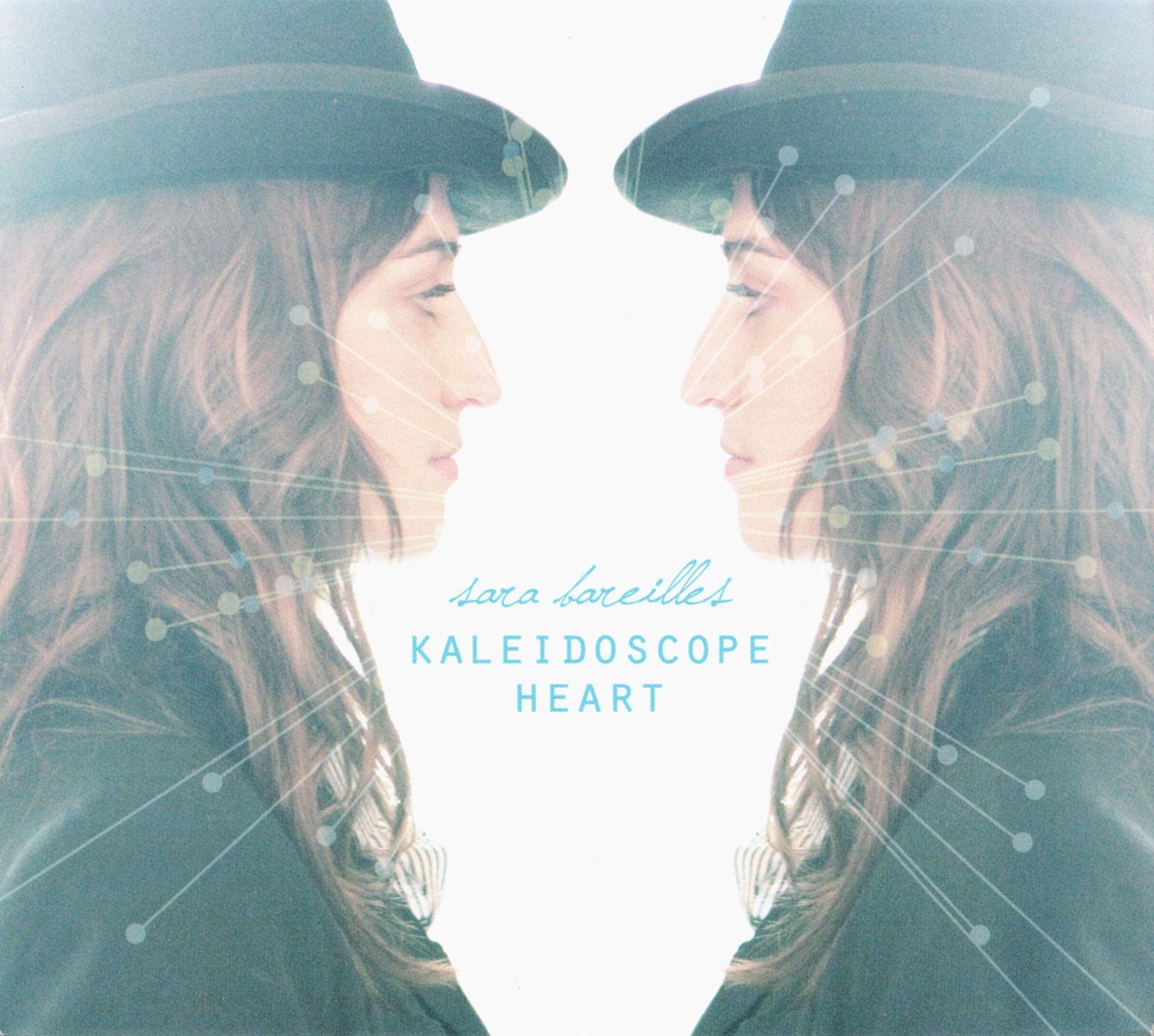 Sara Bareilles - Kaleidoscope Heart album cover