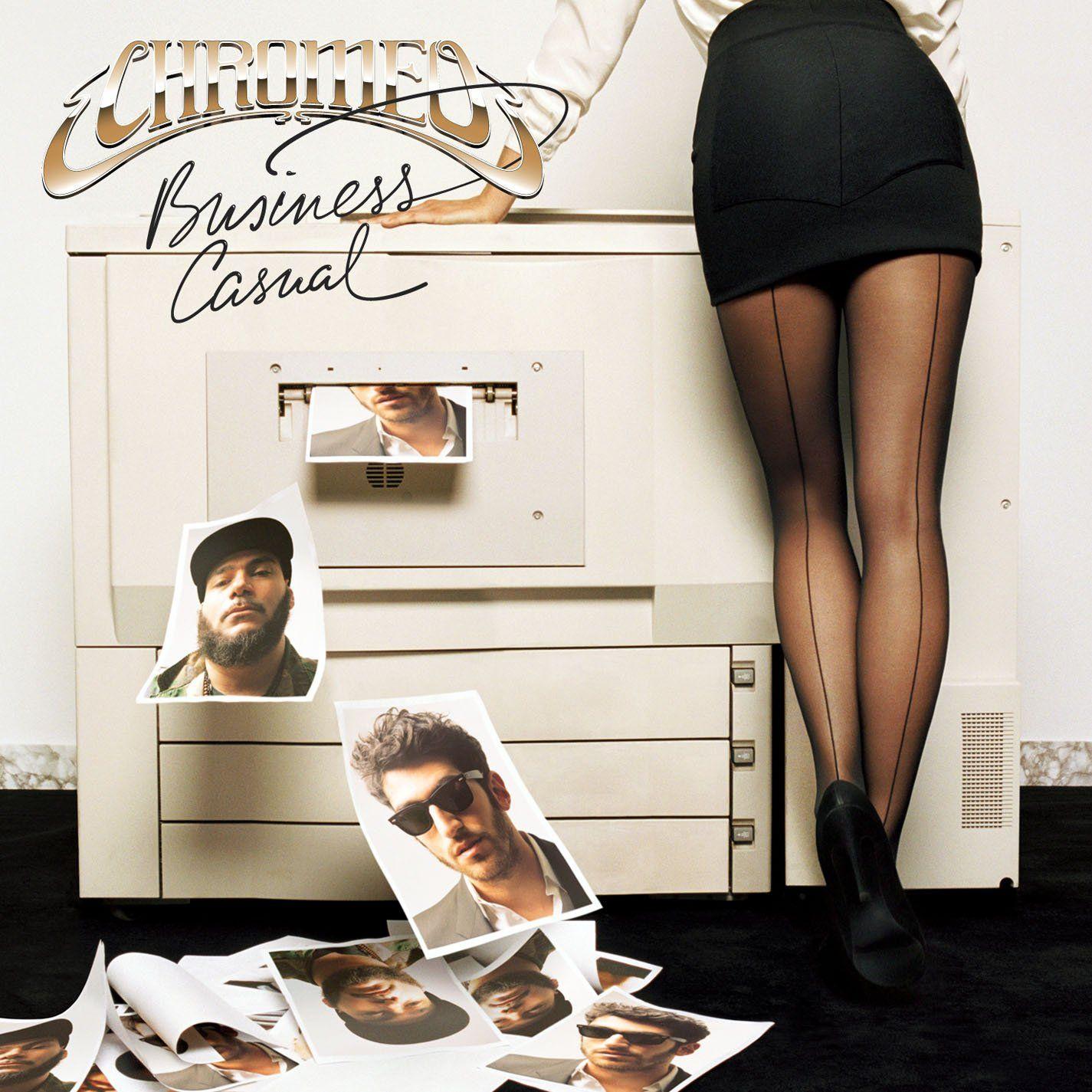 Chromeo - Business Casual album cover