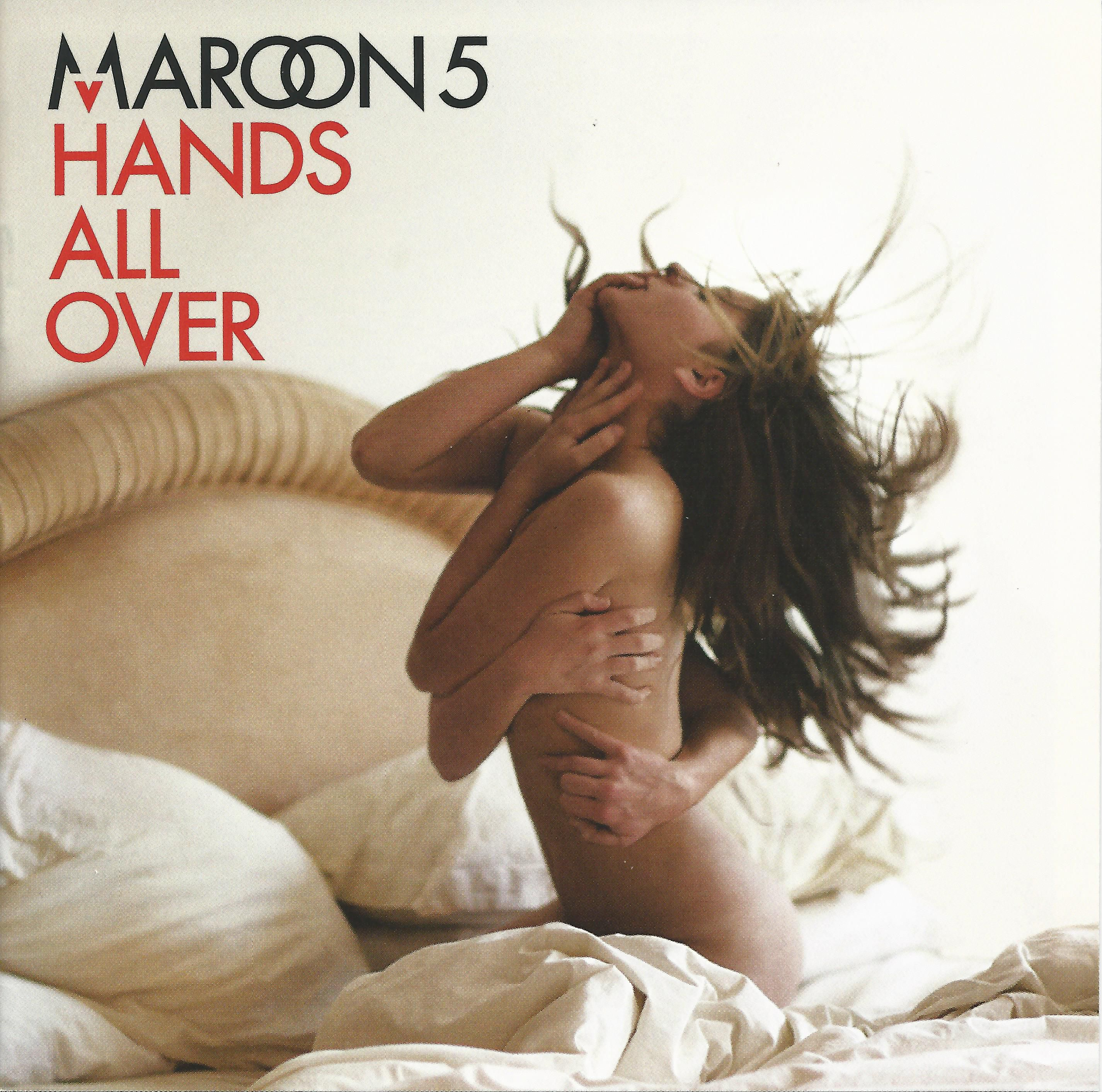 Maroon 5 - Hands All Over album cover