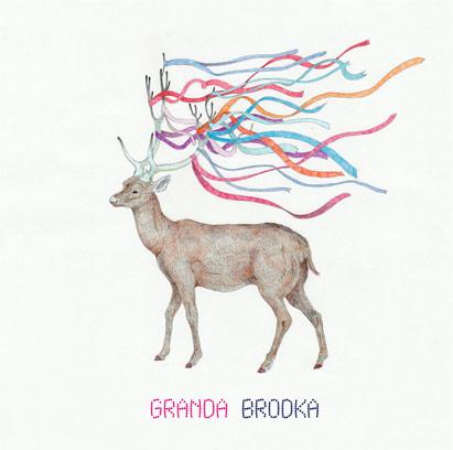 Brodka - Granda album cover