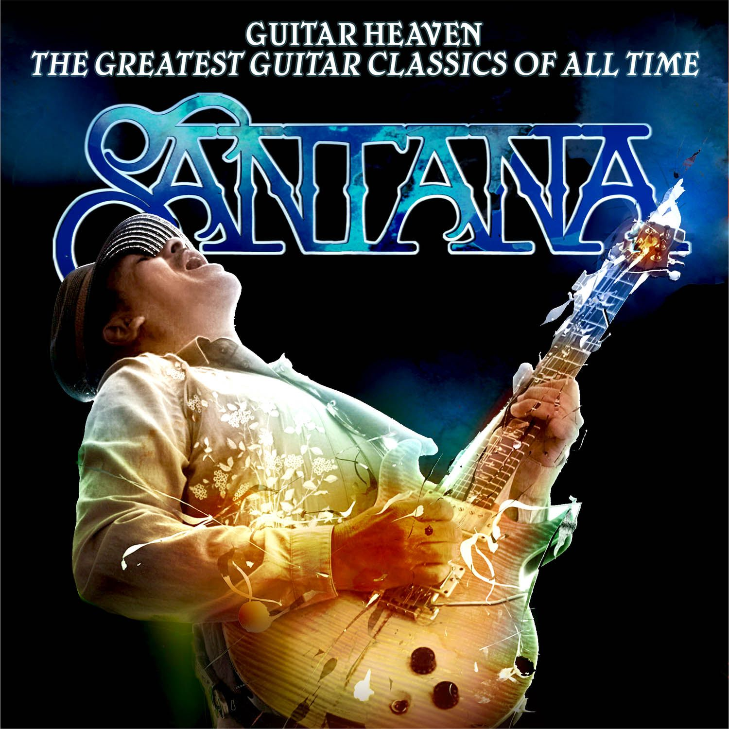 Santana - Guitar Heaven - The Greatest Guitar Classics Of All Time album cover