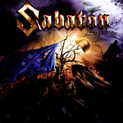 Sabaton - Primo Victoria album cover