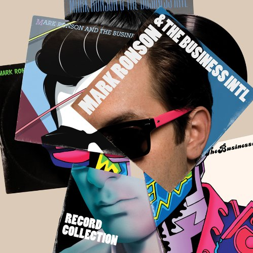 Mark Ronson - Record Collection album cover