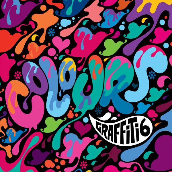 Graffiti6 - Colours album cover