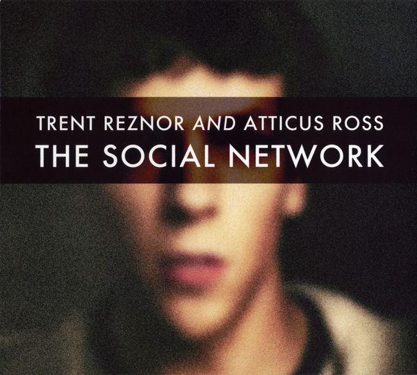 Soundtrack - The Social Network album cover