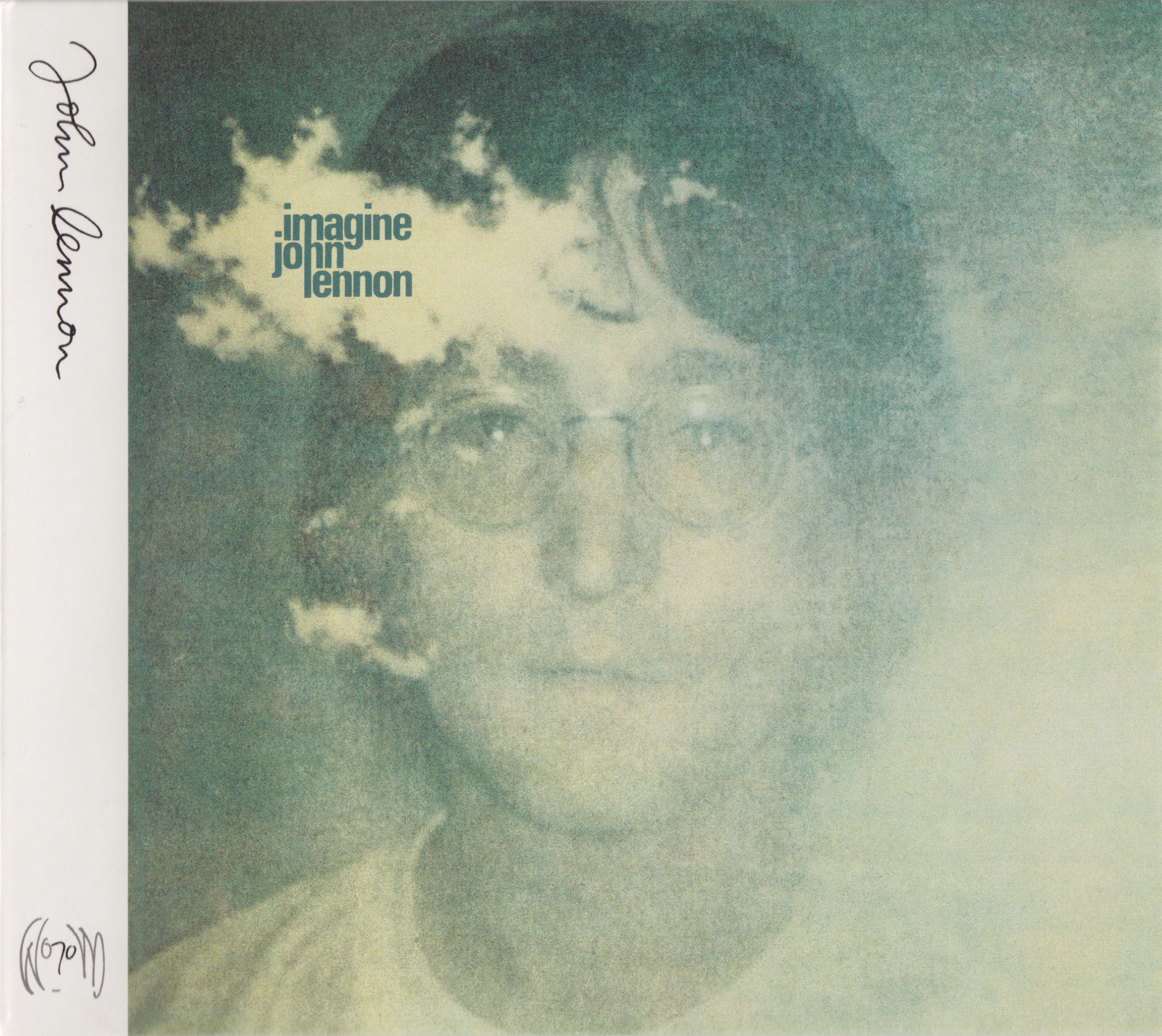 John Lennon - Imagine album cover