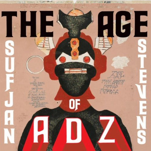Sufjan Stevens - The Age Of Adz album cover
