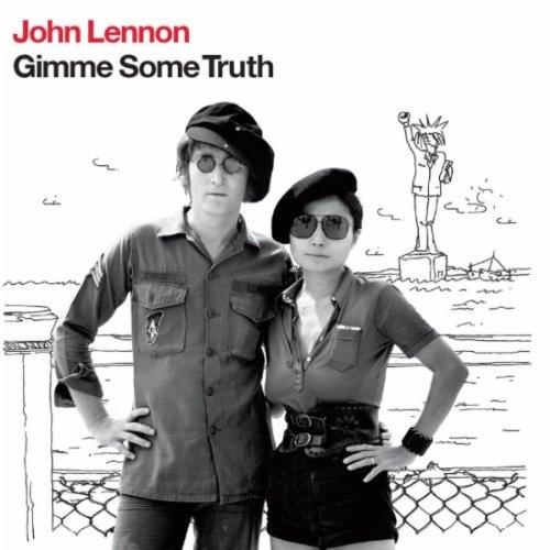 John Lennon - Gimme Some Truth album cover