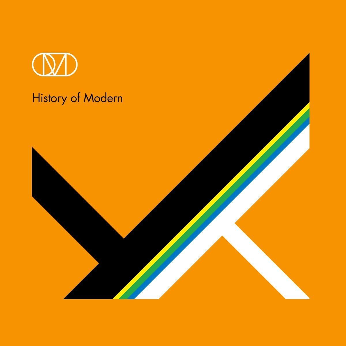 Orchestral Manoeuvres In The Dark - History Of Modern album cover