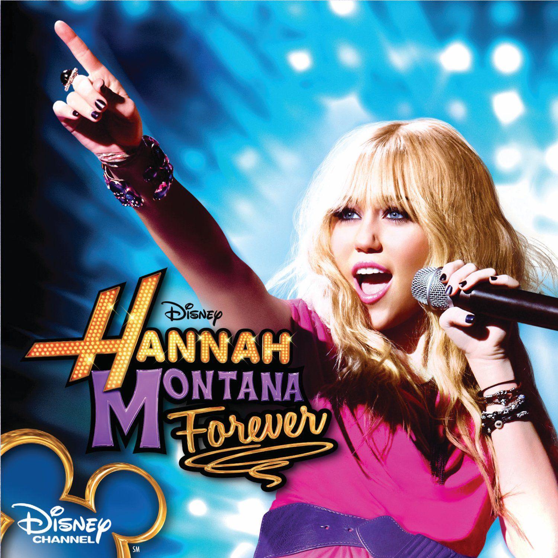 Hannah Montana - Hannah Montana Forever album cover