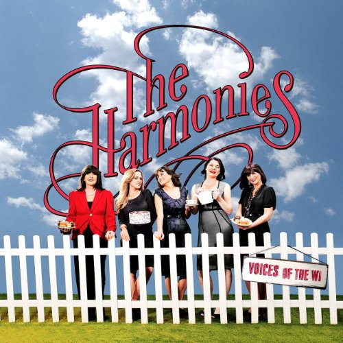 Harmonies - Voices Of The Wi album cover