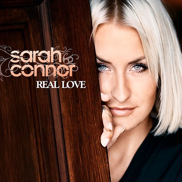 Sarah Connor - Real Love album cover