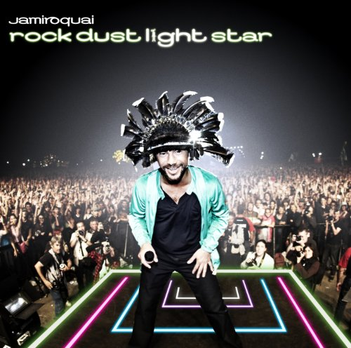 Jamiroquai - Rock Dust Light Star album cover