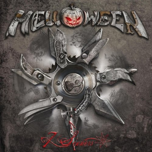 Helloween - 7 Sinners album cover