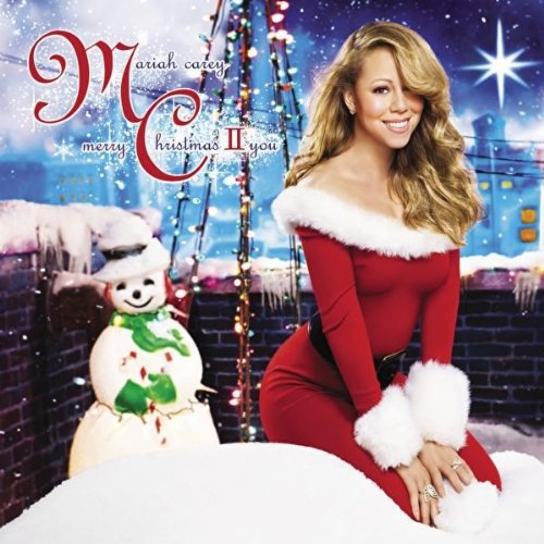 Mariah Carey - Merry Christmas II You album cover