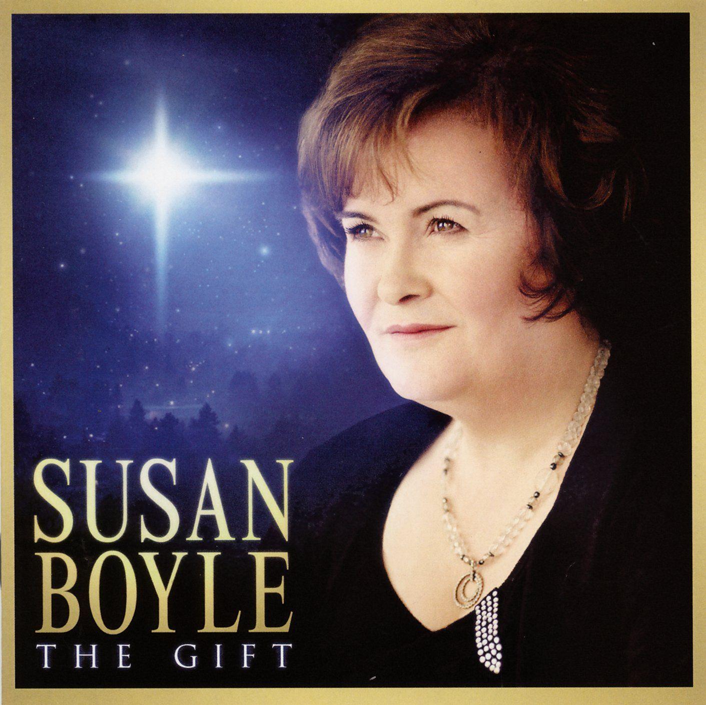 Susan Boyle - The Gift album cover