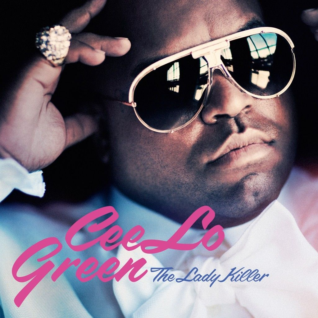 Cee-lo Green - The Lady Killer album cover