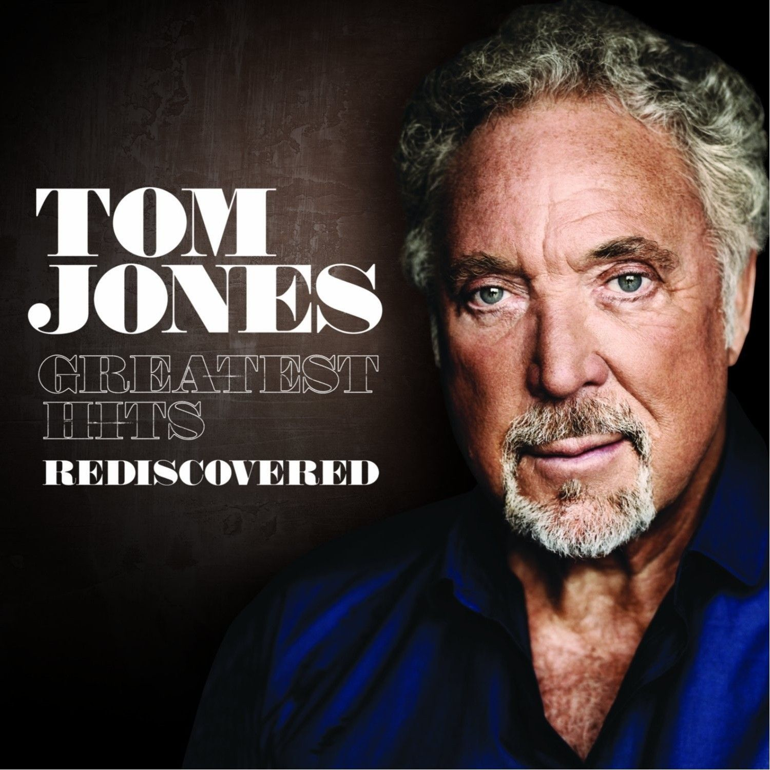 Tom Jones - Greatest Hits Rediscovered album cover