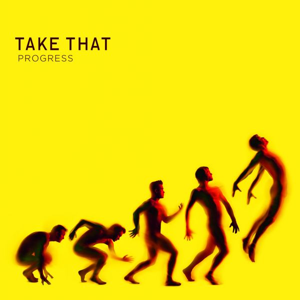Take That - Progress album cover