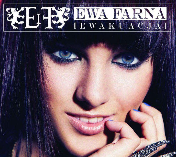Ewa Farna - Ewakuacja album cover