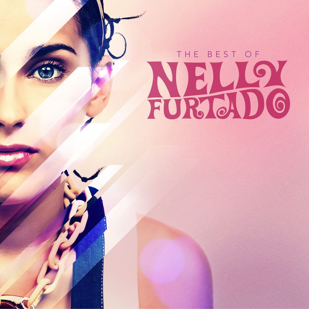 Nelly Furtado - The Best Of Nelly Furtado album cover