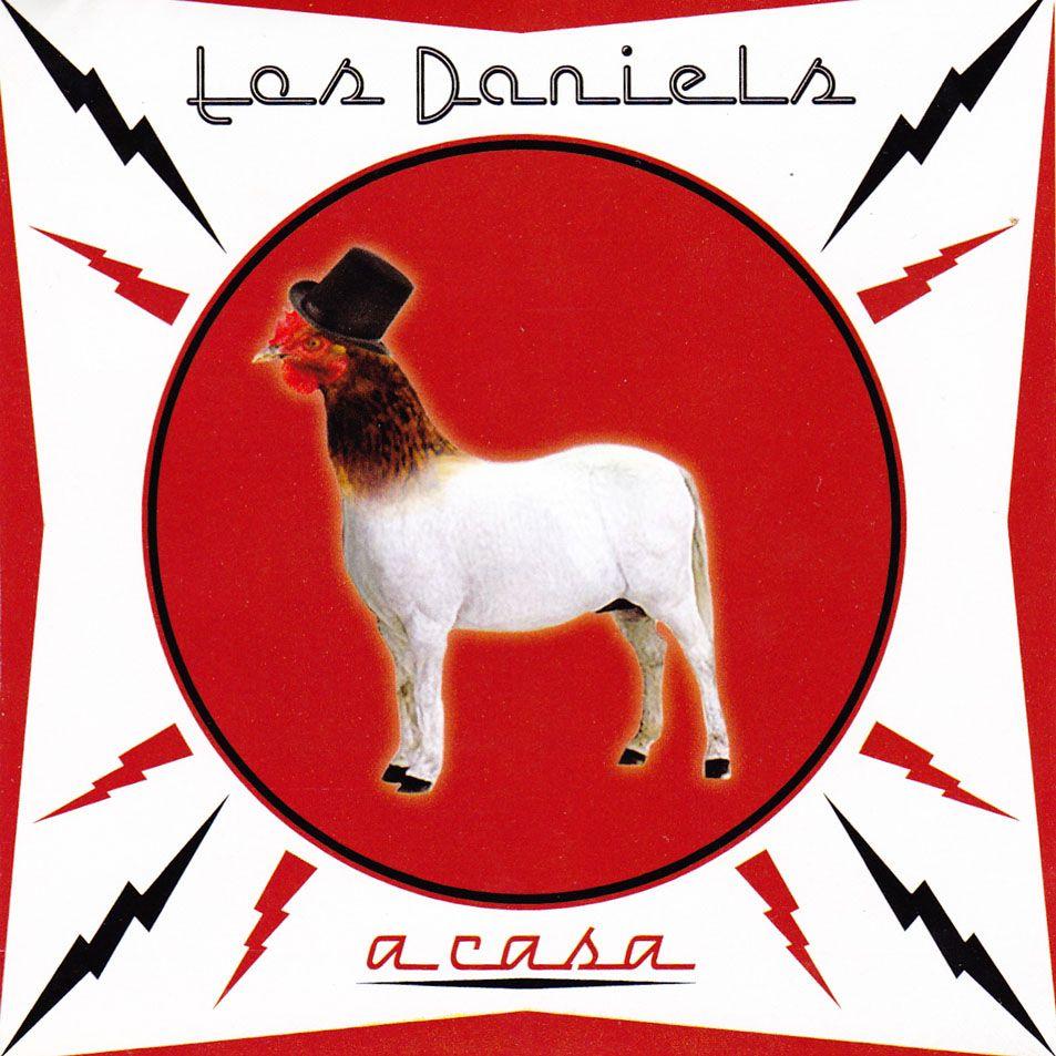 Los Daniels - A Casa album cover